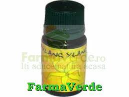 Ulei Ylang Ylang Volatil 10Ml Solaris Plant