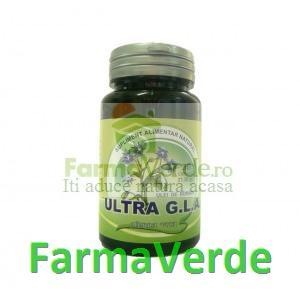 Ultra G.L.A. Ulei Borago 30 capsule Herbavit