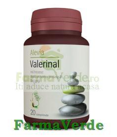 Valerinal 180 mg 20 cpr Alevia