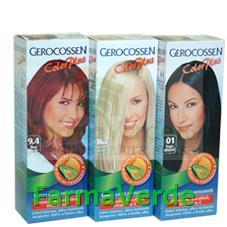Gerocossen Vopsea Crema Permanenta Color Plus 26 de culori