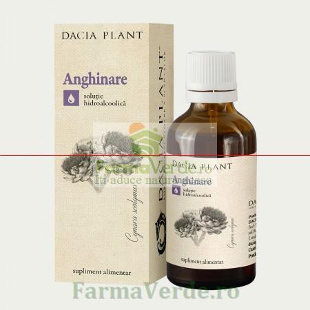 Tinctura Anghinare 50 ml DaciaPlant