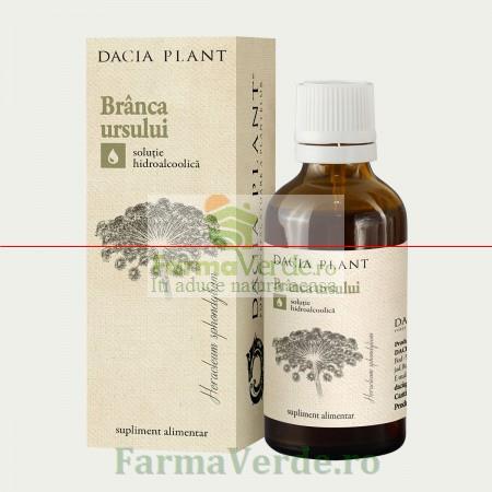 Tinctura Branca Ursului 200 ml Dacia Plant