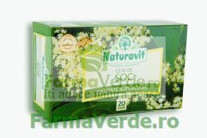 Ceai Soc Biovit 20 doze Naturavit