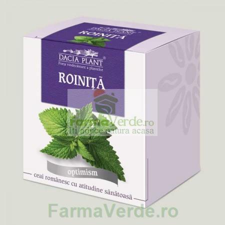 Ceai Roinita - 50 g DaciaPlant