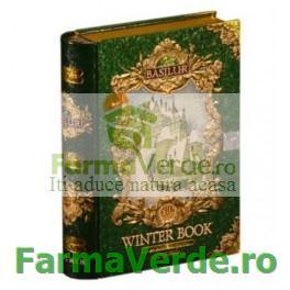 Ceai Tea Book Vol.III 100 gr Cutie Metalica 70289 Basilur Tea