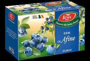 Ceai Afine 20 plicuri Fares