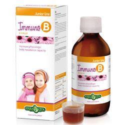 Sirop Immuno Baby (Immuno-B)150 ml Erbavita