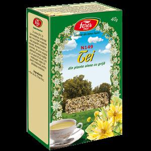 Ceai Flori de Tei 50 g Fares